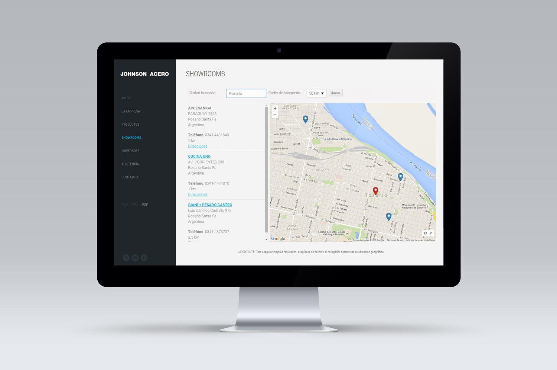 Localizador de concesionarios - smartcom
